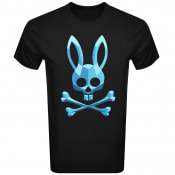 Product Image for Psycho Bunny Fremlin Crew Neck T Shirt Black